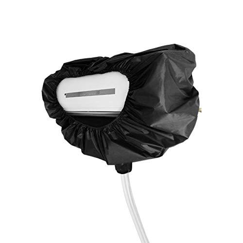 Coperchio Per La Pulizia Del Condizionatore D'aria, Sacchetto Di Copertura Impermeabile Per La Pulizia Del Condizionatore D'aria Diviso Con Tubo Di Scarico, Sacchetto Di Copertura Della Protezione