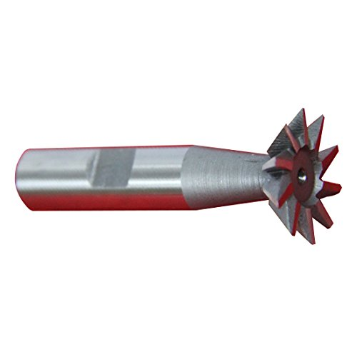 1 Pc 3/4″ X 45 Degree Premium HSS Dovetail Cutter Milling High Speed Steel