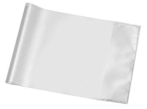 Hefthülle / Heftschoner 'Transparent' (A5 - quer / 21,0 x 14,8 cm) Extrastarke Folie