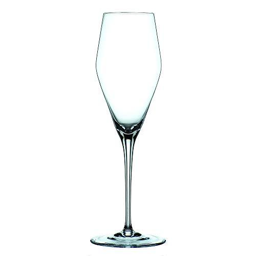 Spiegelau & Nachtmann, 4-teiliges Champagnerglas-Set, Kristallglas, 280 ml, ViNova, 0098075-0