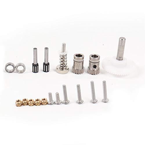 CML Blurolls Sherpa MINI Extruder KIT Light Weight BMG Extruder SLS PA12 Parts For Voron 2.4 V0 3d Printer Ender 3 CR-10 Only 109g (Color : Option 1)