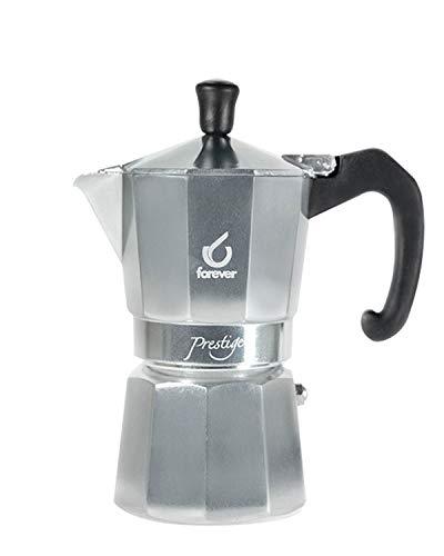 FOREVER kg120105Moka Prestige 9Tassen Espresso Pot