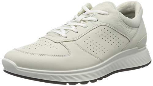 Ecco Herren EXOSTRIDEM Sneaker, Weiß (Shadow White 1152), 43 EU