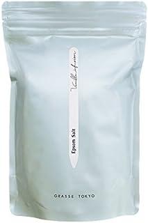 グラーストウキョウ エプソムソルト(浴用、5回分ジップ袋) Vanilla infusion 750g