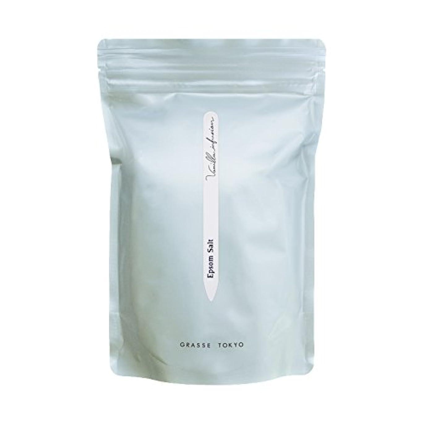 追放ラフ睡眠ムスタチオグラーストウキョウ エプソムソルト(浴用、5回分ジップ袋) Vanilla infusion 750g