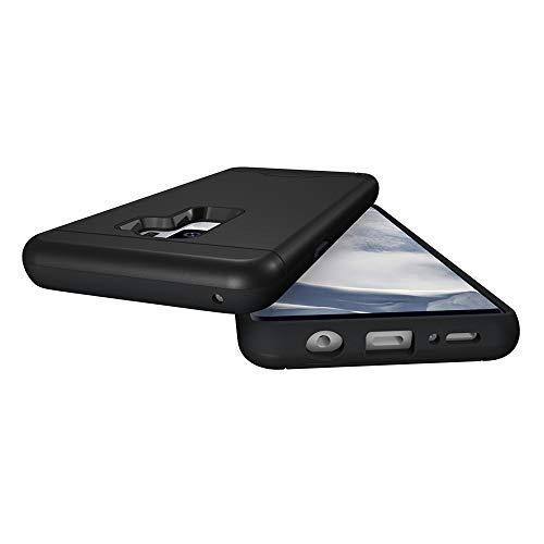 Samsung Galaxy S9 Plus Coque de protection portefeuille avec ...