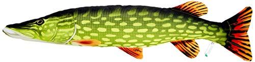 Hecht Gigant Kissen (Pike Giant Pillow) - Gaby Kuscheltier 80 cm