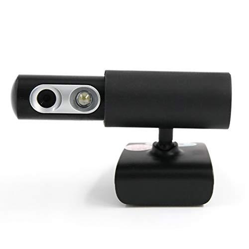 YUTR Transmisión Pro HD Webcam con micrófono, 480P Plug and Play Super Clear Calidad de Imagen Ancha Ángulo de cámara for PC de Escritorio del Ordenador portátil Mac