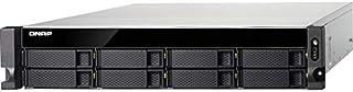 QNAP TS-877XU-RP 2600 Ethernet Rack (2U) Black, Grey NAS