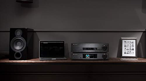 Cambridge Audio - CXA60 Integrated Amp (Black)