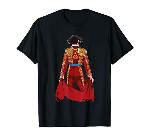 Ole Matador Corrida Torero Torero Torero Camiseta