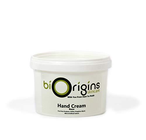 Creme Hände–Base Botanica Hautpflege 500g