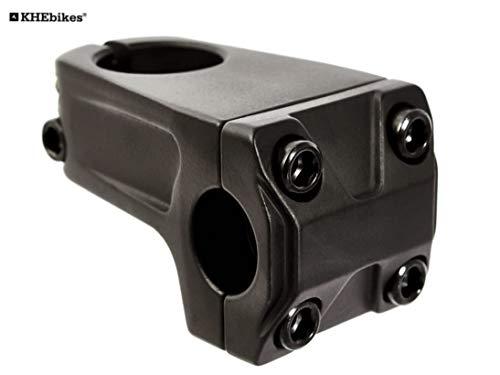 KHE BMX Aluminium Vorbau 1 1/8 schwarz Frontloader - P3 44