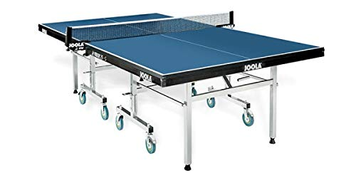 JOOLA Unisex - Adultos World Cup 25-s Ittf Tischtennisplatte, Unisex - Adultos, 11291, Azul, 274 х 152.5 х 76