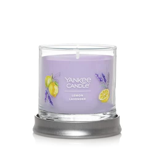 Yankee Candle Lemon Lavender Signature Small Tumbler Candle