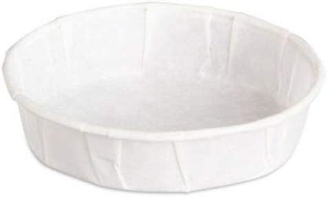 TRS-style Gnpf100s squat paper portion pleated 1 cup 5 ☆ very popular oz OFFicial site white