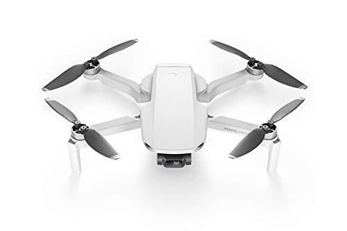 DJI Mavic Mini - Drone Ultra-Léger et Ultra-Transportable, Autonomie de 30 Minutes, Distance de...
