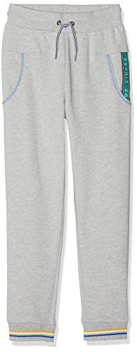 ESPRIT KIDS Jungen RP2300607 Knit Pants Sporthose, Grau (Heather Silver 223), 152 (Herstellergröße: M)