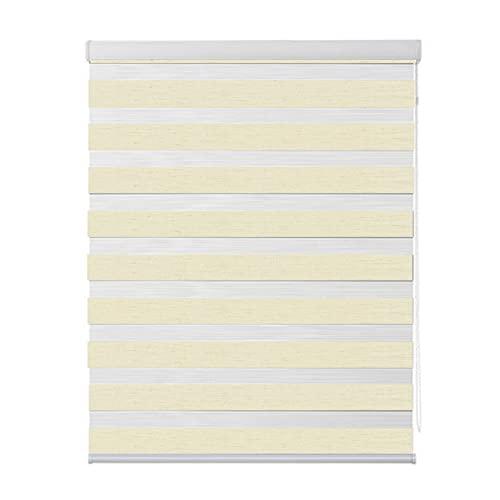 cortinas ventana Cortinas amarillas retráctiles Inicio Terraza Toldos, Blackout Blackout y cortinas de rodillos transpirables, cortinas de apagón y cortinas a prueba de agua estores noche y dia