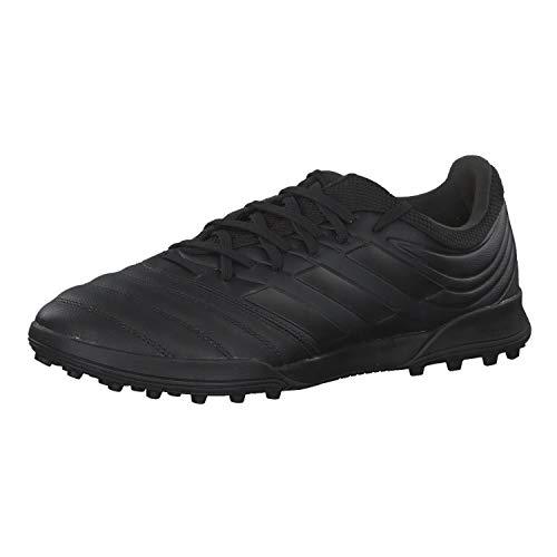 adidas Herren Fussballschuhe COPA 19.3 TF CBLACK/CBLACK/CBLACK 39 1/3