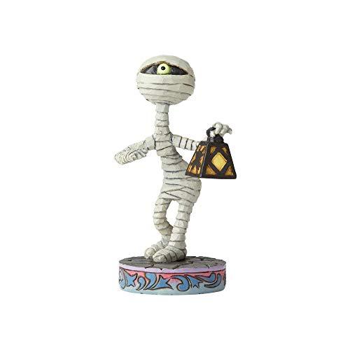 Jim Shore Not-So-Evil Eye Mummy Kid Nightmare Before Christmas Figurine 6000956