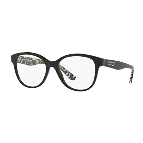 BURBERRY Brillen BE 2278 BLACK Damenbrillen