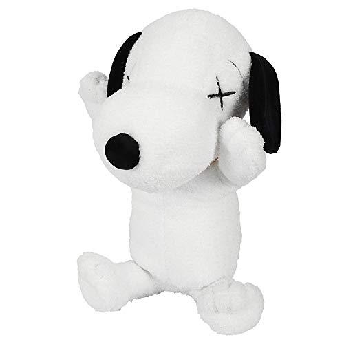 Snoopy knuffel pop kussen pop pop pop meisje cadeau-wit _55cm