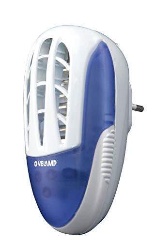 Velamp Mini Zap elektrisches Fliegengitter, weiß