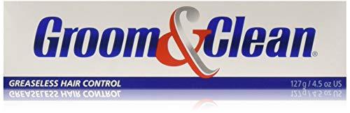 Groom & Clean Greaseless Hair Control, 4.5 oz (Pack of 4)