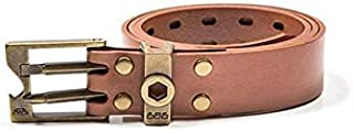 686 Men's Snow Toolbelt | 100% Full Grain Leather Belts for Men | Screwdriver, Wrench, Bottle Opener | Trendy and Functional Technical Outerwear Apparel