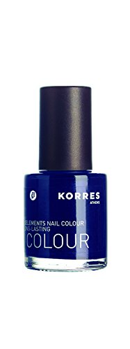 Korres Nagellack ,88 Midnight blue,1er Pack (1 x 10 ml)
