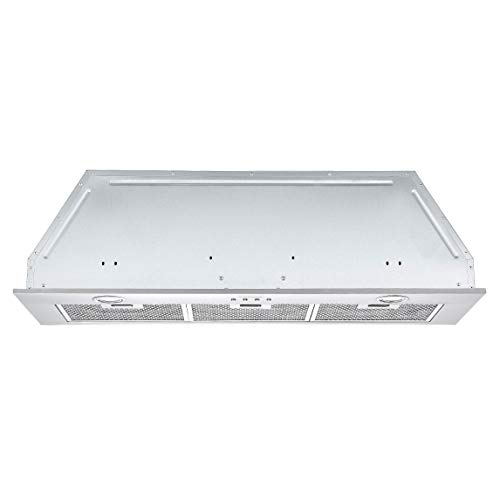 Ancona Inserta Plus Built-In Range Hood, 36-Inch, Stainless Steel - AN-1364