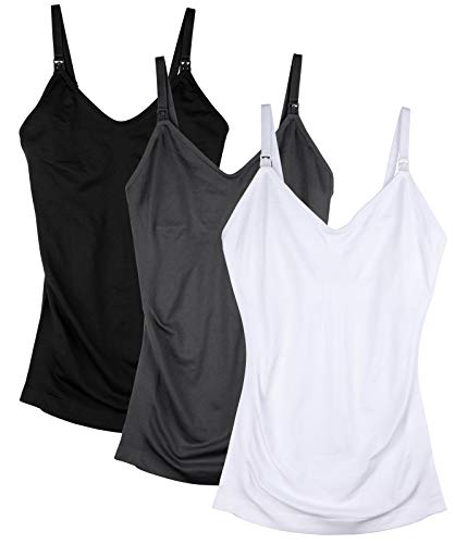 Womens Maternity Nursing Tank