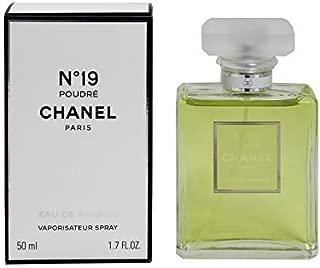 ChàNèl No19 Poudre Eau de Parfum Spray For Women 1.7 OZ./ 50 ml.