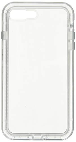 Lifeproof Next Case Cover iPhone 8 7 Plus Clear/Grey