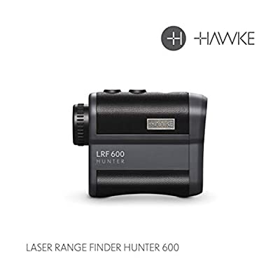 Hawke Sport Optics Laser Range Finder Compact 600, Black, 41001 from Hawke Sport Optics