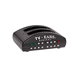 TV Ears Dual Digital TV Headset System - Wireless, Voice Clarifying, Doctor Recommended, 11841 - Version 5.0