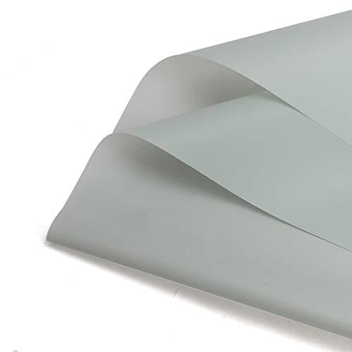 Doorschijnend inpakpapier, feestviering, openingsceremonie decoratief materiaal huisdier winkel winkel supermarkt decoratief papier geschikt voor op kantoor 60CM*60CM K