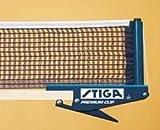 STIGA Premium Clip Net Set
