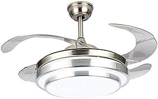 Ventilador de techo con iluminación y mando a distancia, 3