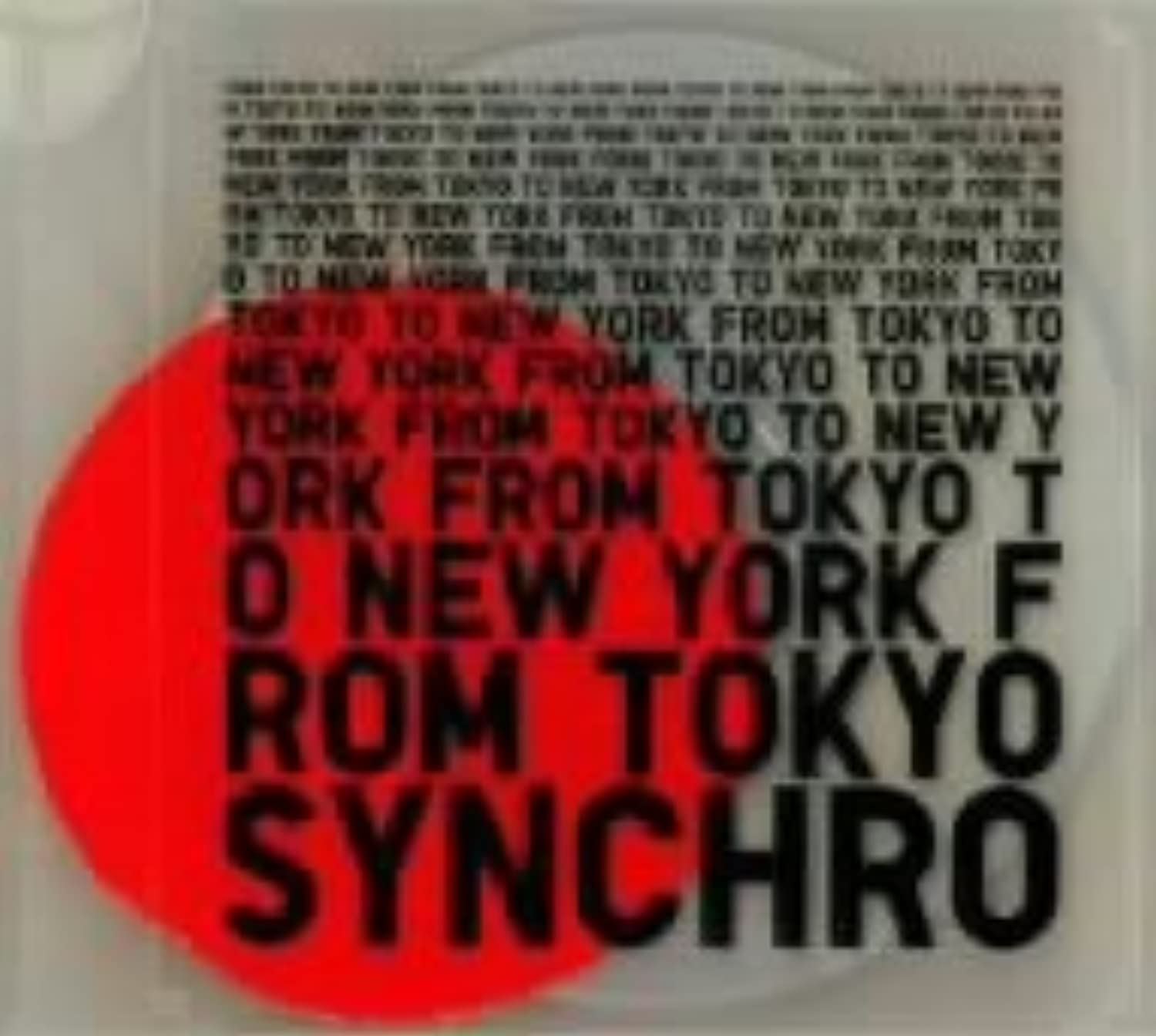 SYNCHRO/FROM TOKYO TO NEW YORK compiled by FPM