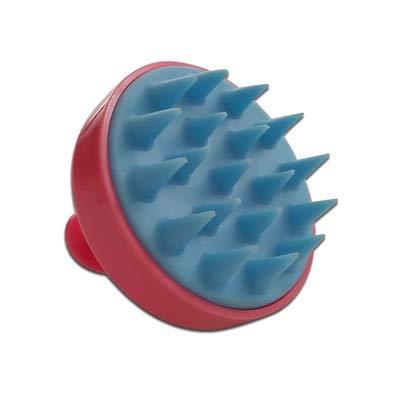 YEUNG Haar Hoofdhuid Massager, Met Flexibele Siliconen Bristles Handmatige Hoofd Hoofdhuid Massage Shampoo Borstel Voor Roos Borstel Shampoo Scrubbing Haargroei