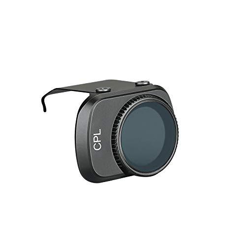 HSKB Kamera Lens ND4-PL / ND8-PL / ND16-PL / ND32-PL / ND64-PL/CPL Filter Kompatibel mit DJI Mavic Mini Drone wasserdichte Lense Filter Kit Protector Cover Objektiv Case Zubehör (CPL)