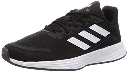 adidas Duramo SL, Sneaker Hombre, Core Black/Footwear White/Grey, 41 1/3 EU
