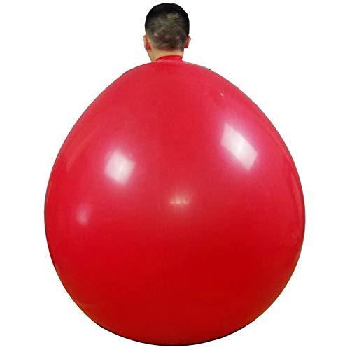 MNJM Globos de látex gigantes de 36 pulgadas, globos redondos extra grandes y gruesos gigantes para decoración de bodas y cumpleaños