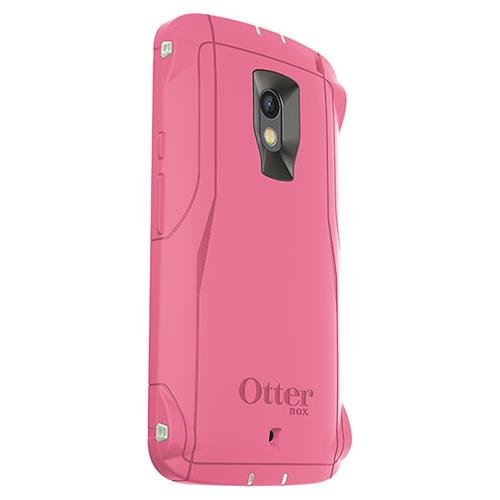 OtterBox Defender Case for Motorola Droid MAXX 2 - Bulk Packaging - Melon POP CASE ONLY