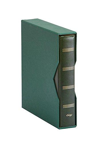 Pardo 74504 - Album numismático universal, color verde, 220 x 240 x 50 mm