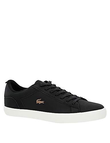Lacoste Lerond 119 Herren Sneaker schwarz (40 EU)