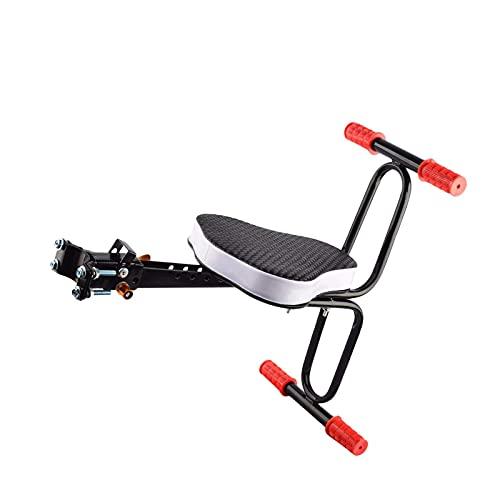 litulituhallo Asiento eléctrico de seguridad de los niños de la bicicleta de la silla de bebé de la silla