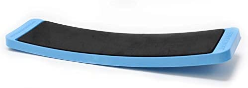 Superior Stretch Products SPINBOARD Ice Skating Spinner Improves Ice Skating Spins Blue product image